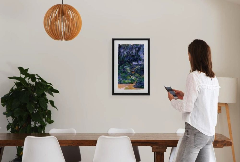 meural-canvas-1000x674 Transformez vos murs en galerie d'art avec Meural Canvas II