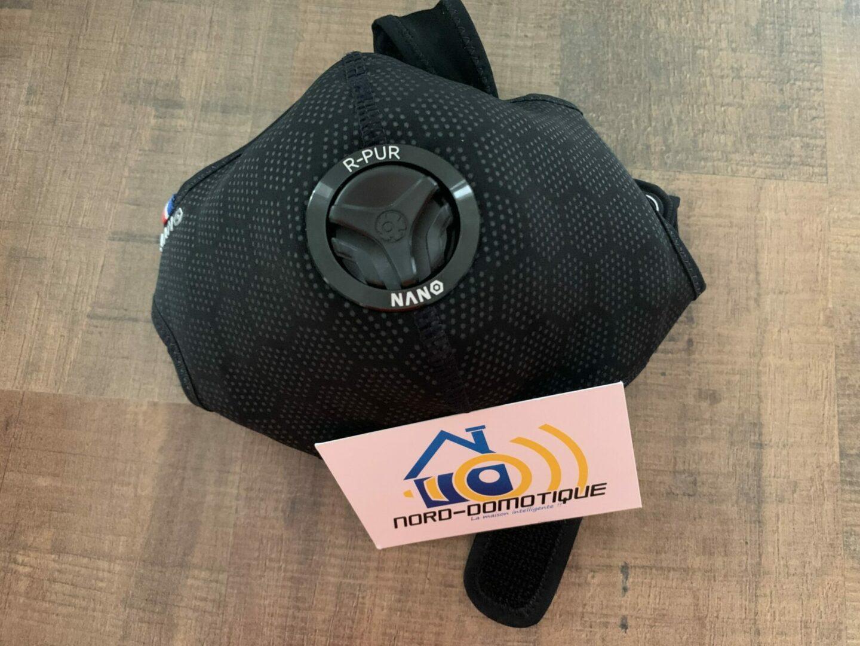 Masque R-PUR Nano V2