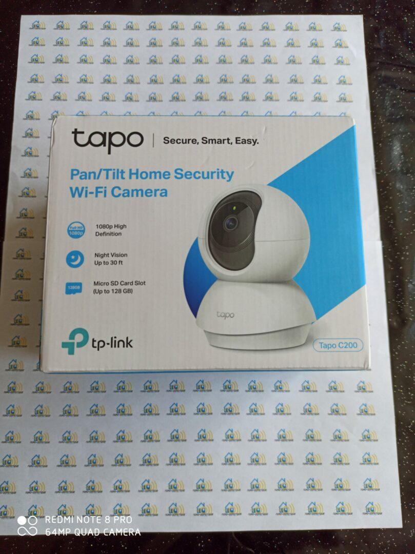 Tapo C200 de TP-Link