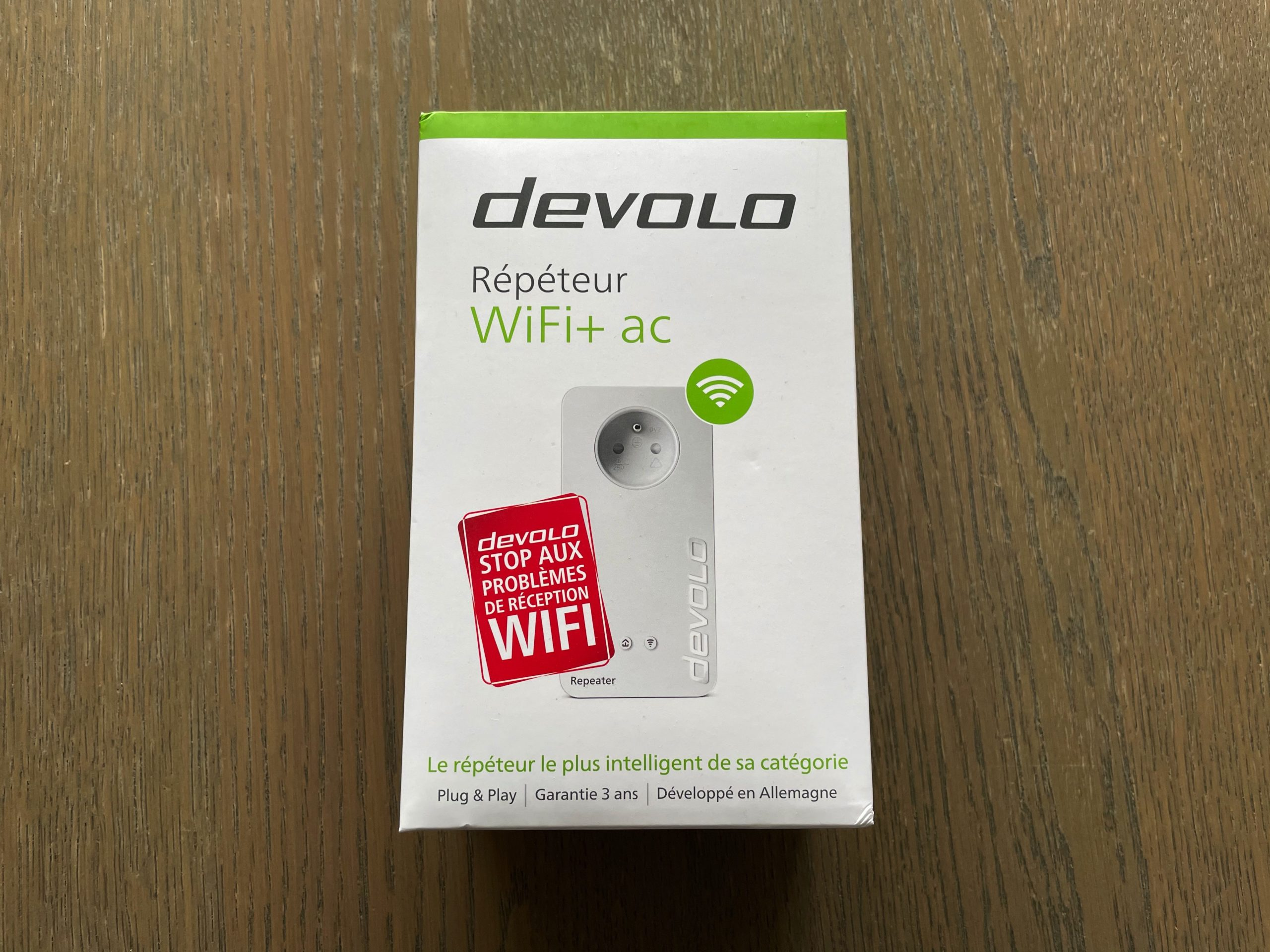 WiFi Repeater+ AC